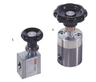 SPV2 - запорные клапаны Bieri