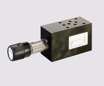 SBV700 - понижающие клапаны Bieri с блокировкой NG6