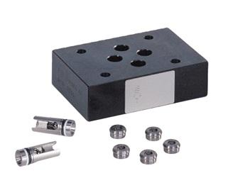 ZP700 – промежуточные  клапаны Bieri / аксессуары NG6