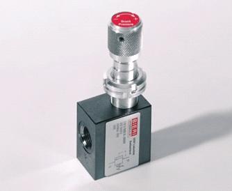DV2 - клапаны сброса давления Bieri