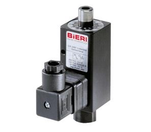 Реле давления Bieri Type DV7.1