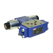 Запорный клапан Z4W(E)H10-4X