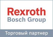 Logotype Bosch Rexroth