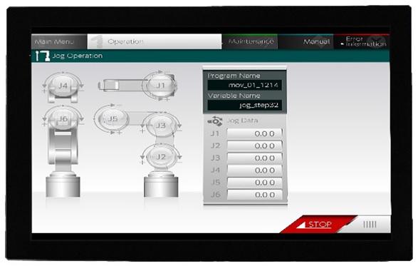 Mitsubishi Electric расширяет линейку цветных TFT-LCD-модулей с проекционно-емкостными сенсорными панелями для промышленного применения